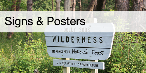 Signs & Posters - Wilderness Connect For Practitioners